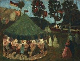 Paula Modersohn-Becker: The Fair