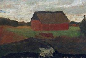 Paula Modersohn-Becker: Grange