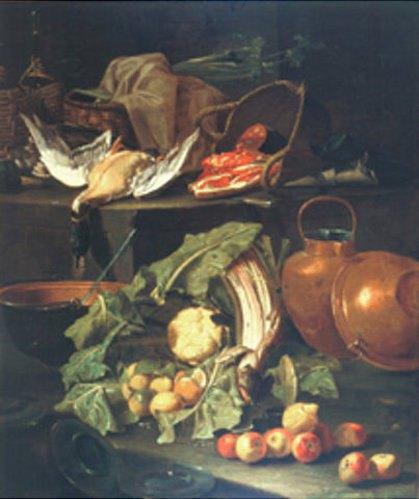 Obst, Romantik Und Hartes Geficke